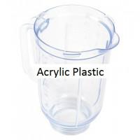 AT337 Acrylic Liquidiser Globe - Spare