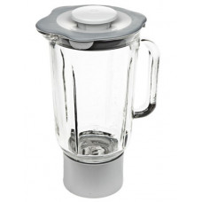 AT338 Glass Liquidiser White - Complete - Kenwood Chef DISCONTINUED