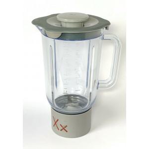 AT337 Acrylic Liquidiser - Grey - Complete