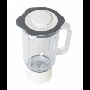 AT337 Acrylic Liquidiser - White - Complete - Kenwood Chef