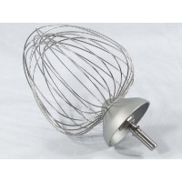 Kenwood Major / Chef XL Whisk - Aluminium