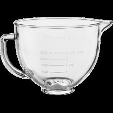 KitchenAid Mixer 5 Qt Glass Bowl