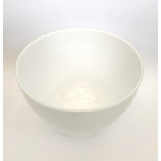 'Mini' Bowl 4.4 litre Plastic Kenlyte White - Major / Chef XL