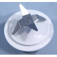 AT337 AT338 Liquidiser Bearing Housing and Blade assembly - White