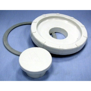 Liquidiser Lid Assembly White - Complete