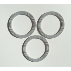 Liquidiser Base Seals - A993A, A994A & A996A Interlocked (3xPack)