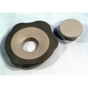 AT337 AT338 Liquidiser Goblet Lid - (Grey)