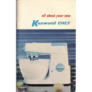 User Manual - Instruction and Recipe Book A701A