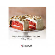 Recipes for the Kenwood Chef Mixer